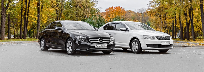 Rent a car with driver for trips around Moscow and outside of Moscow